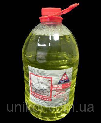 Моющая жидкость для полов, универсальная, ассорти, 5000 мл. Z-BEST