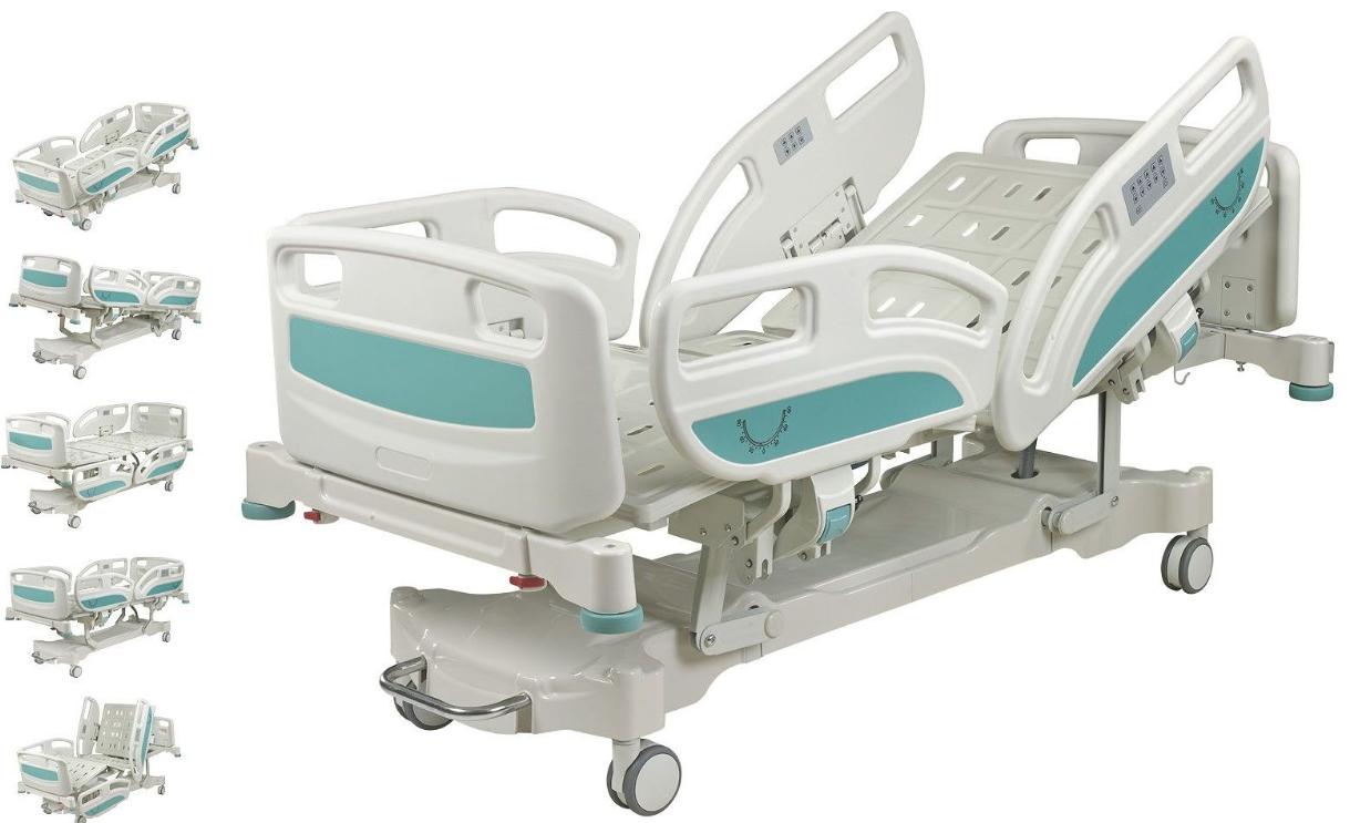 Функциональная кровать COMFORT 6 ZE Heaco