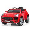Детский электромобиль Porsche M 3178EBLR-3 ,Bambi Racer красный
