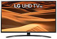 Ultra HD телевизор LG с технологией 4K активный HDR 50 дюймов 50UM7450 + пульт MAGIC