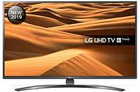 Ultra HD телевизор LG с технологией 4K активный HDR 55 дюймов 55UM7450