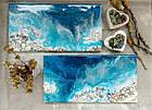 Крихта скляна РОЖЕВА фракції 2-5 мм  - 150 грам, фото 3