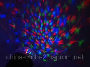 Светодиодный дискошар LED Mini Stage Light, фото 3