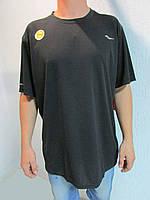 Мужская футболка Saucony 80991 черная код 025в