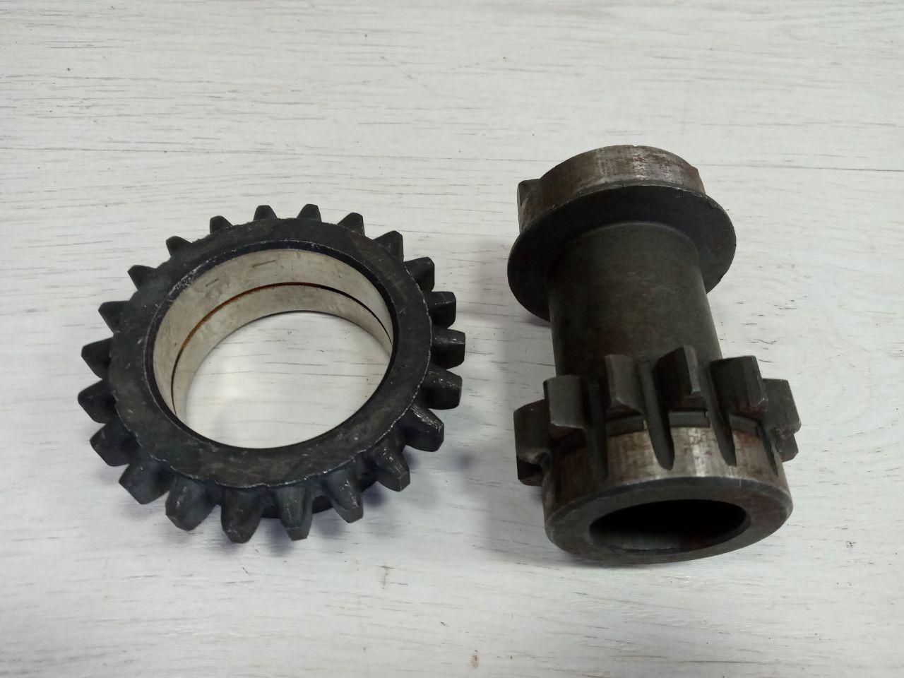 Шестерни КОМ комплект 5511-4202032/036