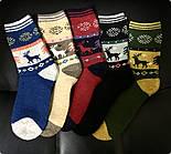 Консервированные Шерстяные Носки - Теплый Зимний Подарок, фото 4