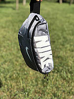 Поясная Сумка Nike Team Training(серая Gray) Сумка На Пояс, фото 1