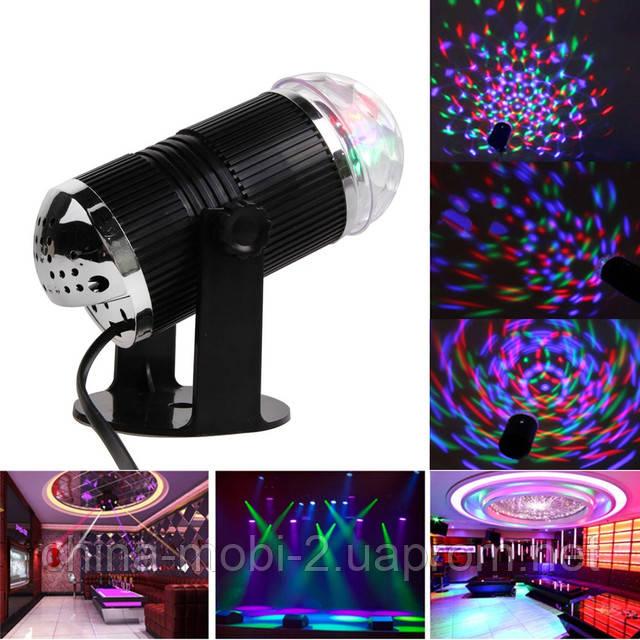 проектор диско-шар