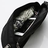 Поясна сумка Under Armour Storm 1(чорна) сумка на пояс, фото 2