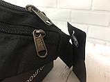 Поясна сумка Under Armour Storm 1(чорна) сумка на пояс, фото 4