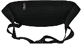 Поясна сумка Under Armour Storm 1(чорна) сумка на пояс, фото 8
