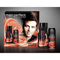 Man Perfect подарочный набор Challenge 2в1