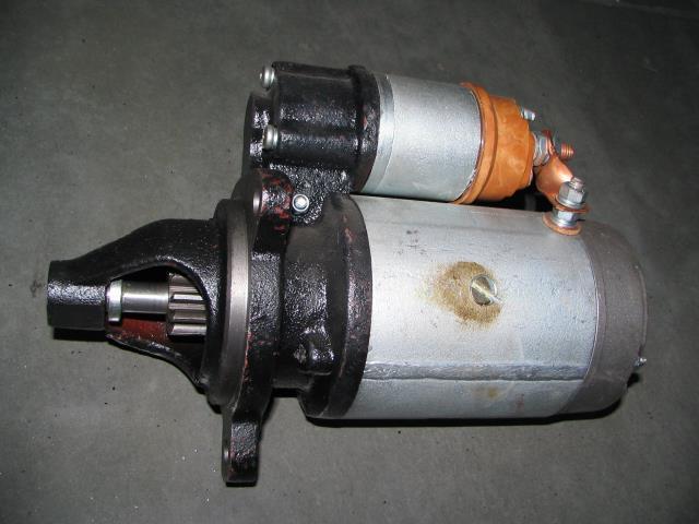 СТ7402-3708000 Стартер (усовершенств. аналог СТ142Н) (пр-во БАТЭ)