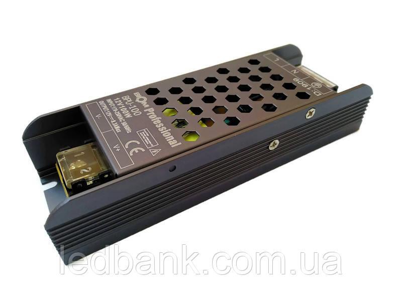 Блок питания Professional DC12 100W BPU-100 8.3A