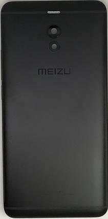 Задня кришка для Meizu M6 Note Black, фото 2
