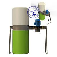 Стружко-пилосос 1,1 кВт, фото 1