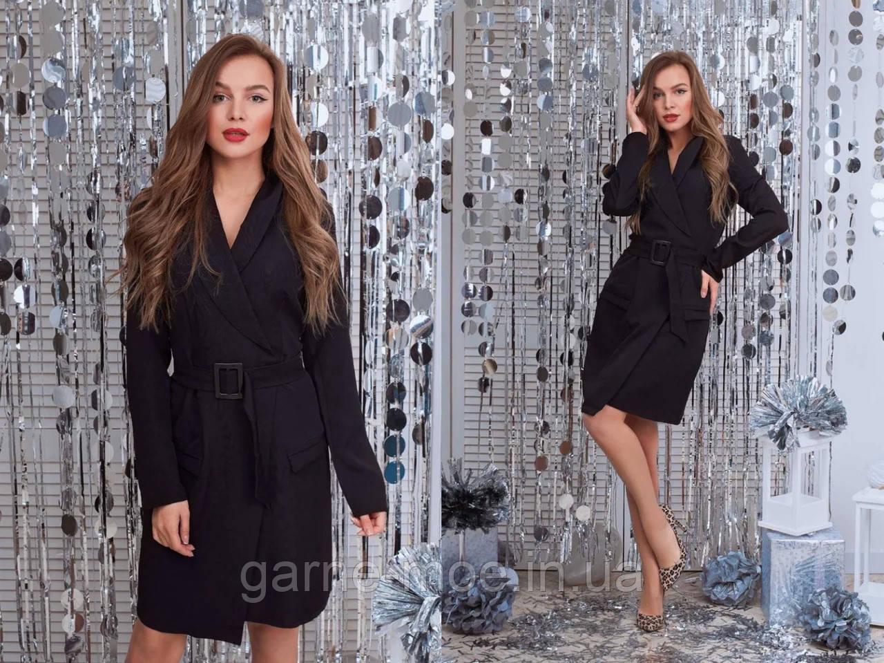 Л1506  Женское платье-пиджак