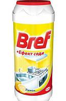 Чистящий порошок + сода, ассорти, 500 г. BREF