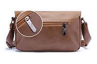 Мужская кожаная сумка-портфель. Модель с11, фото 3