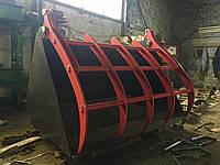 Ковш с захватом для телескопического погрузчика, фото 1