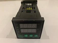 ПИД-терморегулятор REX-C100, релейный выход
