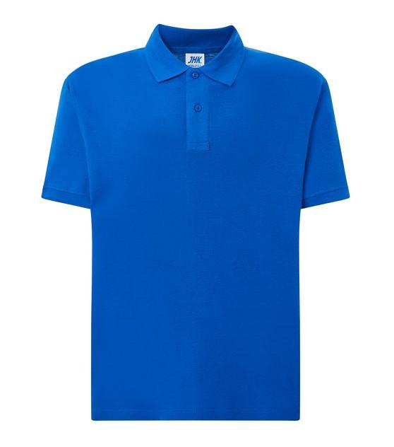 Мужская футболка-поло JHK POLO REGULAR MAN цвет синий