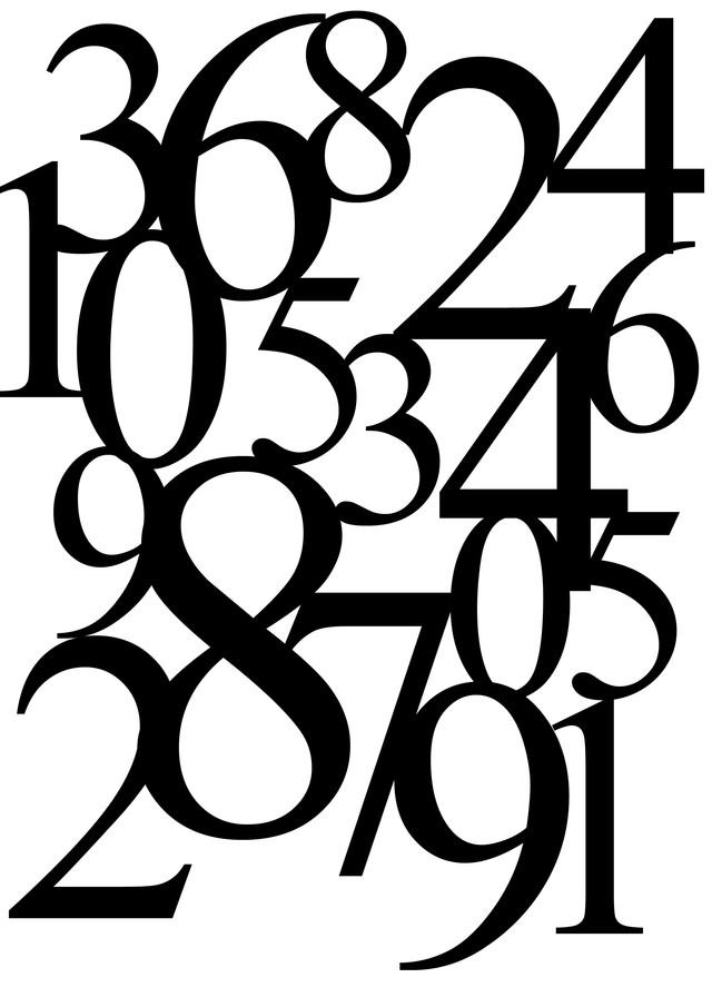 Нумерация недорого