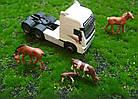 Килимок, імітація трави для макетів 30х30 см, фото 3