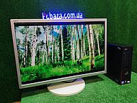 """ПК + монитор 26"""", i3-3220 3.3, 4 ГБ, 160 Гб, 2xCOM, 10 USB, USB 3.0 Настроен. Германия! ОПТ, фото 1"""