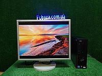 """ПК + монитор 22"""" PVA, i3-3220 3.3, 4 ГБ, 160 Гб, 2xCOM, 10 USB, USB 3.0 Настроен. Германия!, фото 1"""