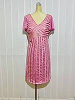 Платье Marys Tune розовое нарядное РАЗМЕР+