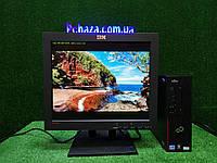 """ПК + монитор 17"""" PVA, i3-3220 3.3, 4 ГБ, 160 Гб, 2xCOM, 10 USB, USB 3.0 Настроен. Германия!, фото 1"""