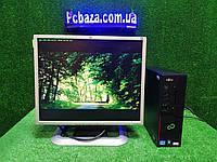 """ПК + монитор 19"""" PVA, i3-3220 3.3, 4 ГБ, 160 Гб, 2xCOM, 10 USB, USB 3.0 Настроен. Германия!, фото 1"""