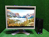 """ПК +монитор 22"""" PVA, i3-3220 3.3, 4 ГБ, 160 Гб, 2xCOM, 10 USB, USB 3.0 Настроен. Германия!, фото 2"""