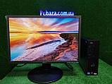 """ПК +монитор 22"""", i3-3220 3.3, 4 ГБ, 160 Гб, 2xCOM, 10 USB, USB 3.0 Настроен. Германия!, фото 6"""