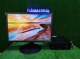 """ПК +монитор 22"""", i3-3220 3.3, 4 ГБ, 160 Гб, 2xCOM, 10 USB, USB 3.0 Настроен. Германия!, фото 8"""