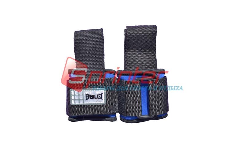 Бандаж кисти на липучке, для штанги. В индивидуальной упаковке, 2 шт. H-1122