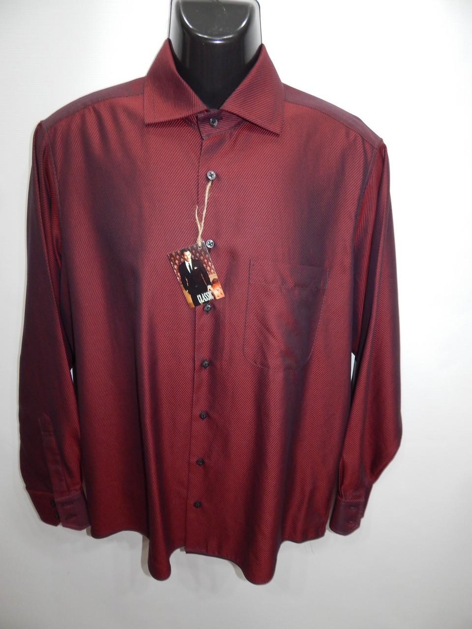 Мужская рубашка с длинным рукавом Estobe 087ДР р.50
