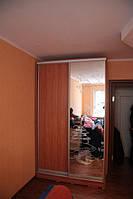 Шкаф-купе Браун-7, Размер на фото 1400*600*2400 (система браун)