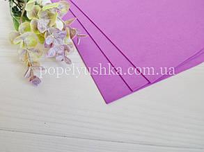 Фоам 2 мм 20 * 30 см китайский светло-фиолетовый