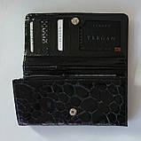 Кошелек женский Tergan 5584-001 Кожаный, фото 3