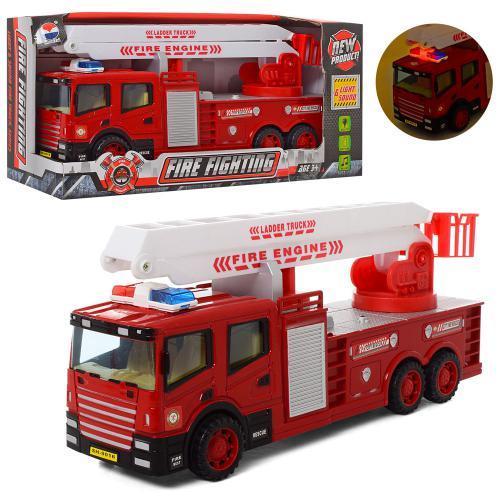 Пожежна машина музична SH-9016 розмір 32 см