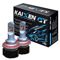 Светодиодные лампы H13 50W-6000K KAIXEN GT