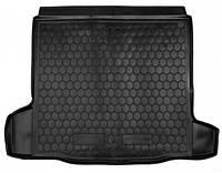 Полиэтиленовый коврик для багажника Chevrolet Cruze (Шевроле Круз) Седан с 2012-