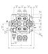 Гідророзподільник KVM163 (5003480000), фото 2