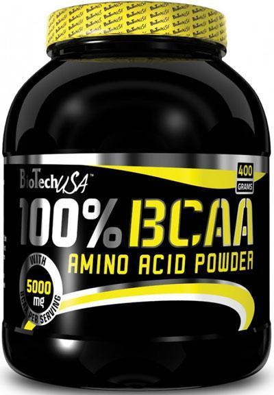 100% BCAA BioTech (400 гр.)