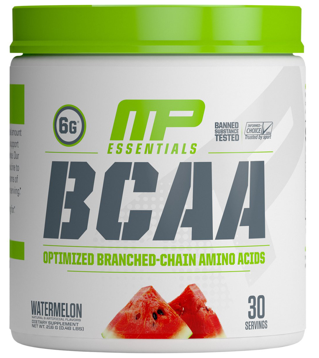 BCAA 3:1:2 Powder  MusclePharm (215 гр.)