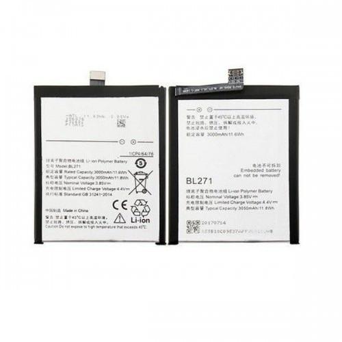Аккумулятор для Lenovo BL271, 3000 mAh Оригинал