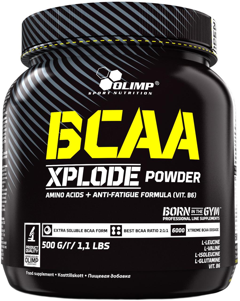 BCAA Xplode Olimp (500 гр.)
