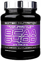 BCAA 6400 Scitec nutrition (375 таб.)
